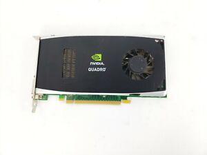 NVIDIA Quadro FX1800 768MB GDDR3 768 MB PCIe 2.0 x16 Video Graphics