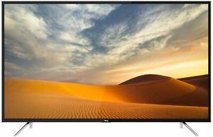 """TCL 55S6000FS 55"""" FHD LED SMART TV Quad Core CPU NETFLIX Freeview Plus USB PVR"""