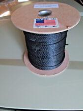 #5 x 500 ft Reel Starter crank rope braided nylon Made N USA  $AVE Some Bucks