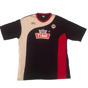 Umbro T-shirt Norwegian Football Size XL