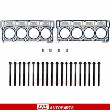 18mm Head Gaskets & Ford OEM Bolts 6.0L Powerstroke E350 F250 F350 EXCURSION