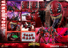 Hot Toys Marvel Contest of Champions VENOMPOOL 1/6th Scale Figure VGM35