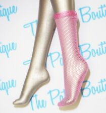 MONSTER HIGH 1ST ORIGINAL ROCHELLE GOYLE DOLL 1x REPLACEMENT PINK SOCK STOCKING
