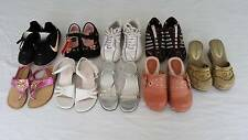 Lot 9 Pairs Girls Shoes 8 9 10 11 12 - MARYKATE & ASHLEY SKECHERS NIKE & More!