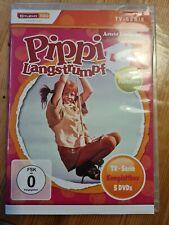Pippi Langstrumpf dvd box