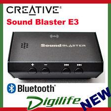 Creative Sound Blaster E3 Portable Bluetooth Headphone Amplifier HD AMP USB