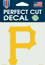 Pittsburgh Pirates 8x8 Die Cut Decal Vinyl Auto Window MLB Baseball Team Film