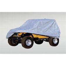 Rugged Ridge 13321.51 Full Car Cover Fits CJ5 CJ6 CJ7 Scrambler TJ Wrangler