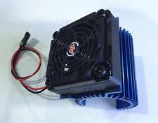 Hobbywing EZRUN Motor Combo C1 Heat Sink 5V Fan 2S for 1/8 RC Car