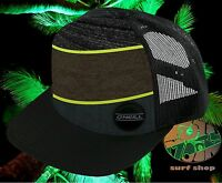 New O´Neill Hyperfreak Trucker Palm Mens Snapback Cap Hat