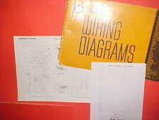 1960 1961 1962 1963 1964 1965 DODGE ROYAL 880 DART CONVERTIBLE WIRING DIAGRAMS