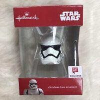 Hallmark Star Wars Storm Trooper Stormtrooper Ornament 2017 Disney Walgreens Nib