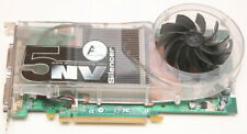 MSI NVidia GeForce NX-6800GS 256-MB GDDR3 PCI-e upgraded ARTIC COOLING SILENCER