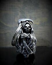 3D GRIM REAPER Ride Bell guard to protect against motorcycle gremlins