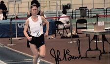 Joan Benoit Boston Marathon holds the fastest times an American woman SIGNED