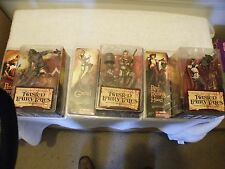 McFarlane twisted fairy tales figure set-MOC