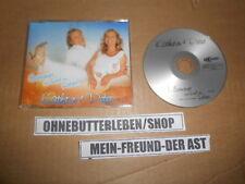 CD Pop Kathrin & Peter - Sommer und Lust am Leben (1 Song) MCD PALM REC