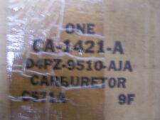 NOS Ford 1 barrel Carburetor CA1421A model RBS 1-283 4.1L 250 L6 Torino Ranchero