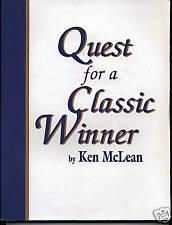 Quest For A Classic Winner by Ken McLean-Tesio-Aga Khan