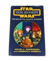 Star Wars Young Jedi Knights The Rise Of The Shadow Academy