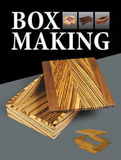 Box Making: 25 Projects for Storage and Display, Very Good Condition Book, Guild