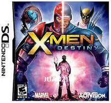 X-Men: Destiny (Nintendo DS, 2011)
