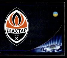 Panini Champions League 2012-2013 Shakhtar Donetsk Badge No.318