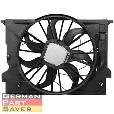 New Radiator Cooling Fan Assembly fit Mercedes W211 E240 E320 C219 CLS350 CLS500