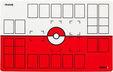 GMC Gaming Deluxe 2 Player Pokemon Training Stadium Game Mat Board Playmat