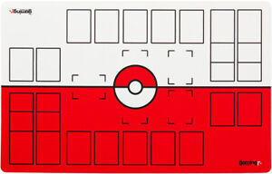 Gaming Mat Company 2 Player Pokemon Training Stadium Game Mat Board Playmat
