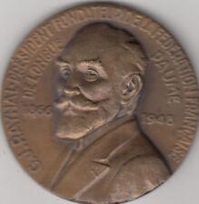 Médaille Française en bronze de G.J. Raynal 14-12-80