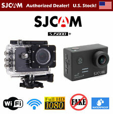 SJCAM SJ5000+ Plus Ambarella A7LS75 1080P Waterproof WiFi Sports Action Camera!