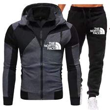 Herren Jogginganzug Sportanzug Trainingsanzug Sweatshirt Hoodie Hose Jogging DE