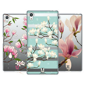 HEAD CASE DESIGNS MAGNOLIA BLOSSOMS SOFT GEL CASE FOR SONY PHONES 2