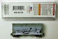 "MTL Micro-Trains 92330 ACFX 218835 ""Aware"" FW Weathered"