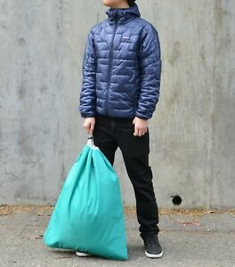Brand New Medium Lightweight Heavy Duty Laundry Bag Water Resistant Sz 23x30