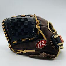 "Rawlings Baseball Glove 12.5"" RBG36BC Leather Left Hand Throw LHT New"