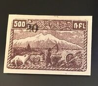 1922, Armenia, 355, Mint, Imperf