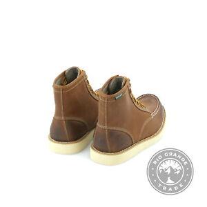 NEW Eastland 2047086 Men's Lumber Up Moc Toe Boots in Peanut - 10