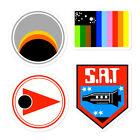 1999 Uniform Sticker Space Assortment 2