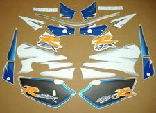 GSXR 750w 1995 complete decals stickers graphics kit set ws wr adhesives 1994 wp