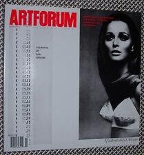 ARTForum Magazine, J.G. BALLARD, Michael Hardt & Antonio Negri, Dan Graham