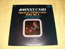 Johnny Cash And The Tennessee Two ‎–Original Golden Hits Volume I LP Compilation