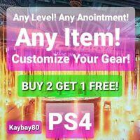 PS4 - DLC3 Lvl 65 - ANY Mayhem 10 Godroll Item for ANY Build - Borderlands 3