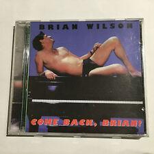 Brian Wilson – Come Back, Brian ! CD _ Vigotone – VIGO-125 (1994) Very Good.