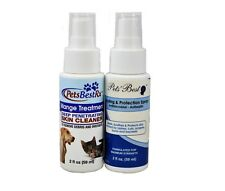 PetsBestRx-Ear Mite Treatment Medicine Pack 2oz for Dogs,Cats & other Small Pets