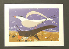 "Charles/Charley Harper Notecards ""Ternscape"" 4 Pack w/Envelopes"