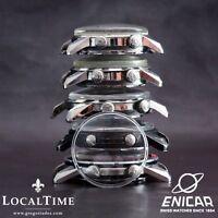 ENICAR Watch Plexi Glass For Jet Aqua Super Graph Sea Pearl Sherpa Guide