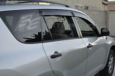 RAV4 2006 2007 2008 2009 2010 2011 2012 Bracket Visors Rain Window deflectors