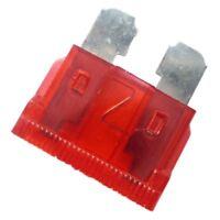 10A Automotive DC Power Cable per 2 metre Twin Core Figure /'8/' 12V Black//Red